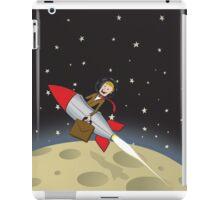 Rocket Man II iPad Case/Skin