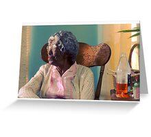 OG Grandma  Greeting Card