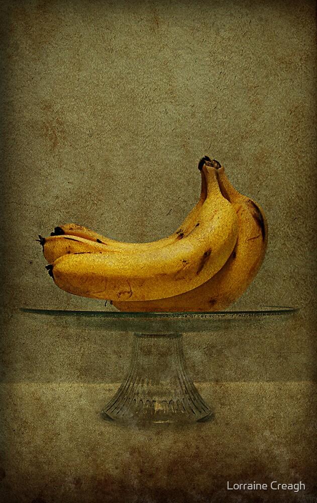 Bananas by Lorraine Creagh