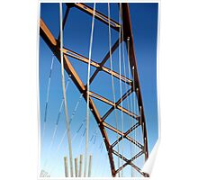 Sauvie Island Bridge Poster