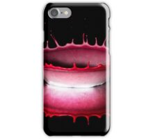 Red bowl iPhone Case/Skin