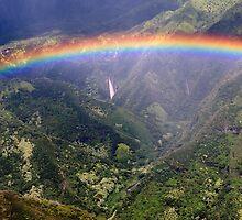 Rainbow Arch by Bryan Shane