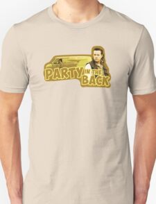 Party in the back Unisex T-Shirt