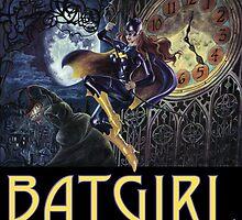 Gothic Batgirl by MelissaBerg