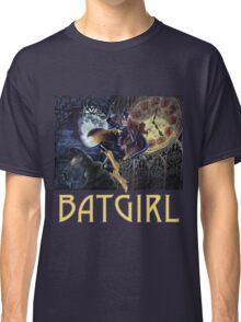 Gothic Batgirl Classic T-Shirt