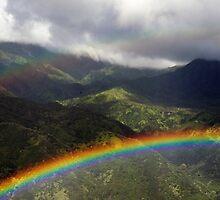 Rainbow Falls by Bryan Shane