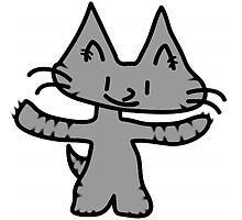 Big Hug Kitten by JohnsCatzz