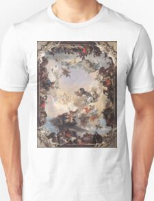 Allegory of Planets & Continents  T-Shirt