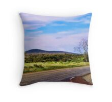 One Way Home Throw Pillow