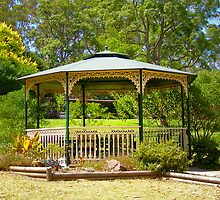 The Gazebo by Vic Cross