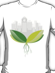 Green City T-Shirt