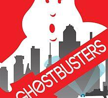 Ghostbusters by LinearStudios