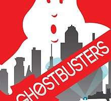 Ghostbusters by LinearStudios