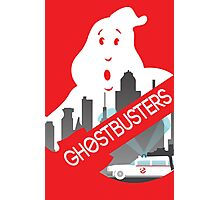 Ghostbusters Photographic Print
