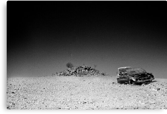 The Unnoticed Death of a Motor Car by Benno