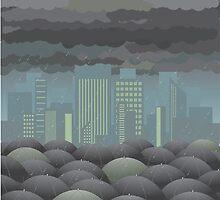 Rainy Day by westarborstudio