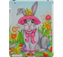 The Easter Bunny iPad Case/Skin