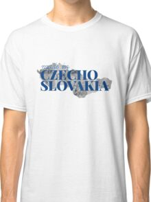 Made in Czechoslovakia Classic T-Shirt