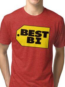 Best Bi - Parody Tri-blend T-Shirt