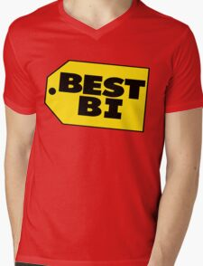 Best Bi - Parody Mens V-Neck T-Shirt