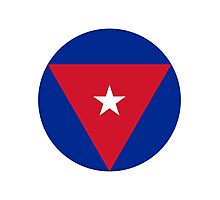 Cuban Air Force - Roundel Photographic Print