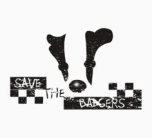 Save the Badgers by The Lazy Beach