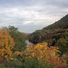 Horseshoe Curve Lake by Gordon Elwell