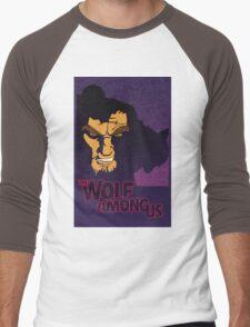 The Wolf Among Us Men's Baseball ¾ T-Shirt