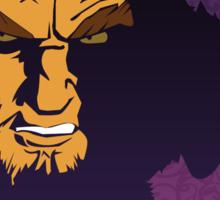 The Wolf Among Us Sticker