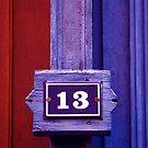 N°13 door by Etienne RUGGERI Artwork