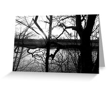 Landscape Photography Greeting Card