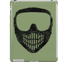 Goggles  MUST be Worn at All Times! iPad Case/Skin
