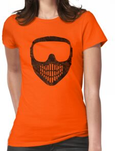 Goggles  MUST be Worn at All Times! Womens Fitted T-Shirt
