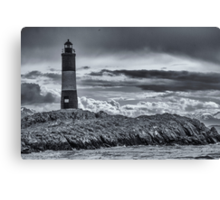 Lighthouse at the end of the world-Ushuaia Canvas Print