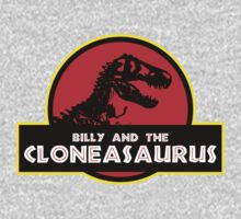 Billy and the Cloneasaurus One Piece - Long Sleeve