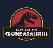 Billy and the Cloneasaurus Kids Clothes