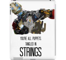 Avengers Age Of Ultron - Strings iPad Case/Skin
