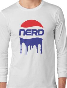 Nerd Long Sleeve T-Shirt