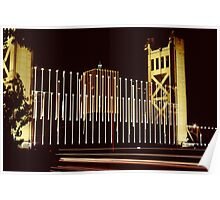 Tower Bridge on the move Poster