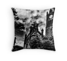 The Guildhall, Derry City, Northern Ireland Throw Pillow