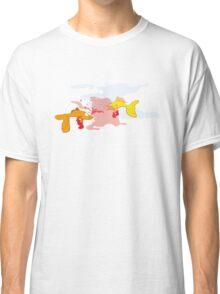 boxing Fish Classic T-Shirt
