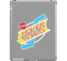 Back to the Future Hover Board Logo iPad Case/Skin