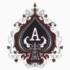 ace of spades ACEeffect logo brand by Steve Malcomson