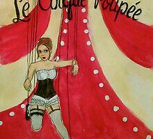 Le Cirque Poupee by Jen Hallbrown