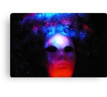 Space  Budda Canvas Print