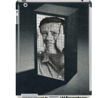 TRAPPED_! iPad Case/Skin