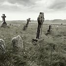 Eerie Gravesite by sumners