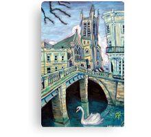 All Saints Church, Leamington Spa Canvas Print
