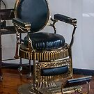 Old Barbers Chair by DPalmer