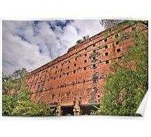 Man O War - Glen Davis Shale Mining Ruins - The HDR Experience    Poster